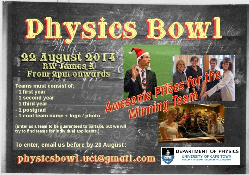 Physics Bowl 2014